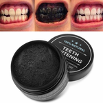 100% Natural Tooth Whitening Powder Activated Bamboo Charcoal Smoke Coffee Tooth Stain Cleaning