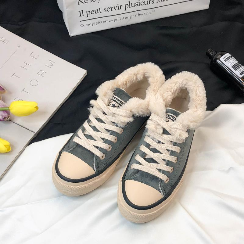 Women Sneakers Snow Booties Casual Sport Shoe