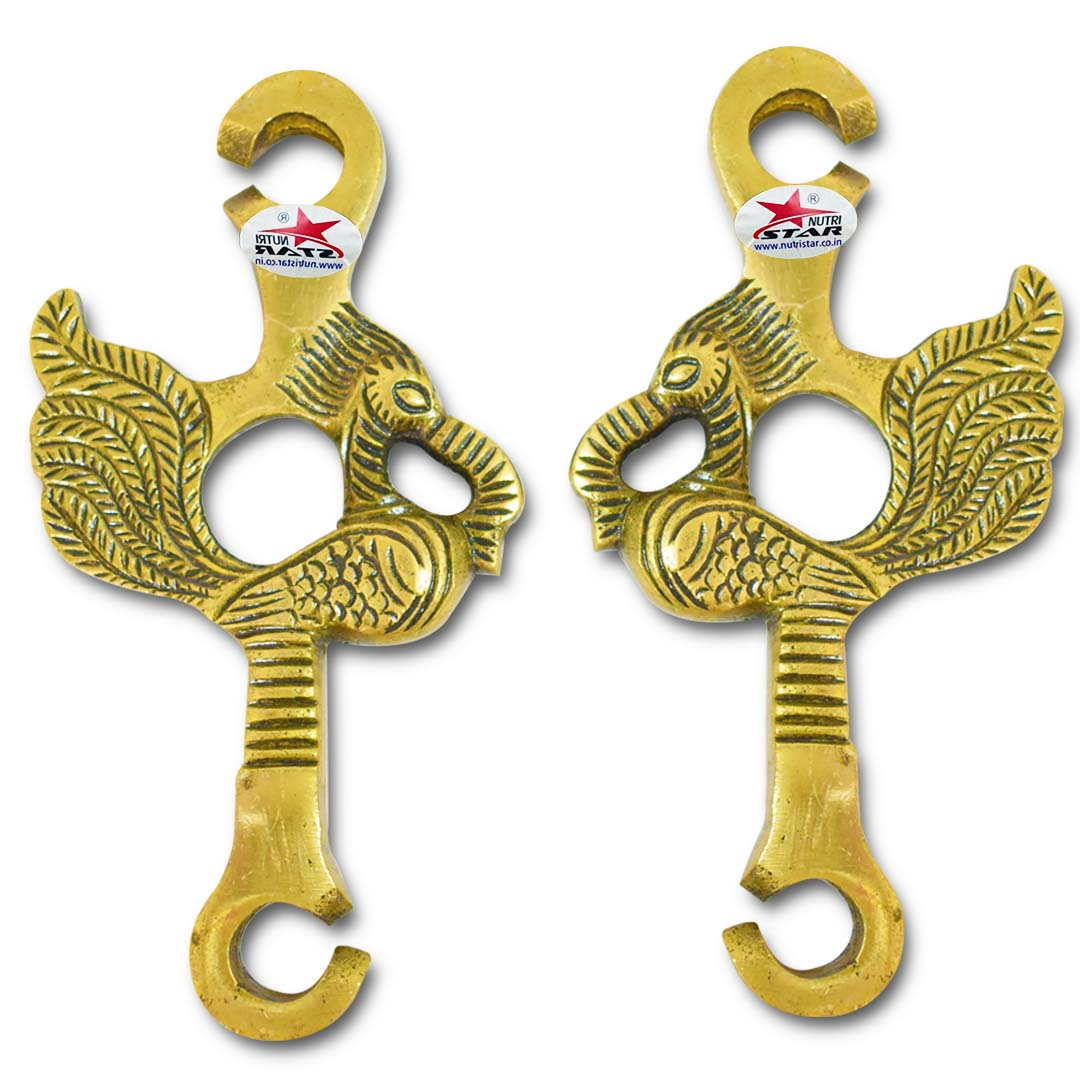 Stainless Steel Water Bottle | Convex Shaped |  ( 1 Litre) with 2 SET