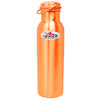 Nutristar Copper Water Bottle | Copper mat Finish Water Bottle with Utility Handle for Perfect Grip