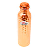 Copper Bottles for Water 1 Litre | Copper Hammered Water Bottle 1 Litre Set of 4