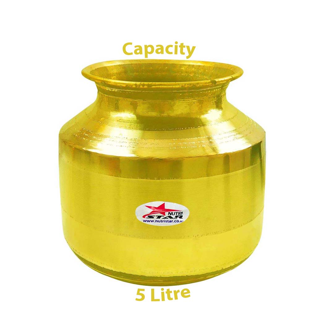 Aluminium Tope with Lid (bhagona) | Aluminium Patila with Lid