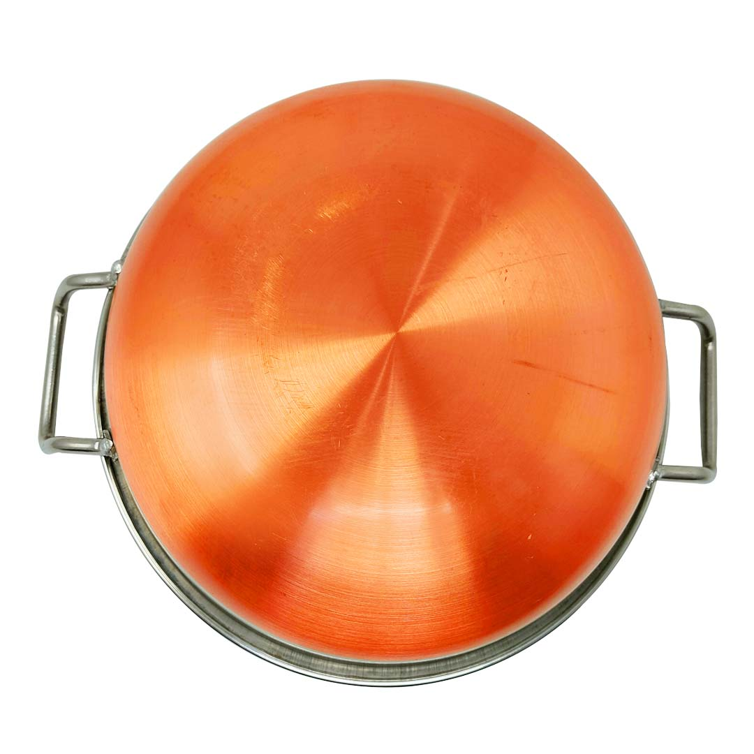 Nutristar Lotus Shape Diya, Kuber Diyas for Puja, Brass Oil Lamp 6 Inches in Diameter.