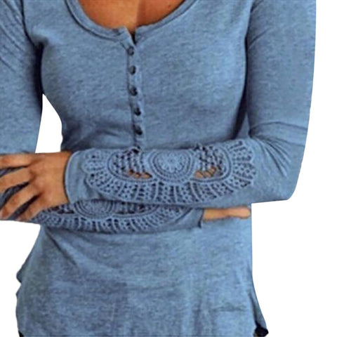 Women's Casual Long Sleeve
