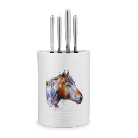 Horse Kitchen Knife Set - Rusty Moose Marketplace