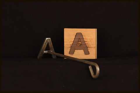 Letters A-Z - Rusty Moose Marketplace