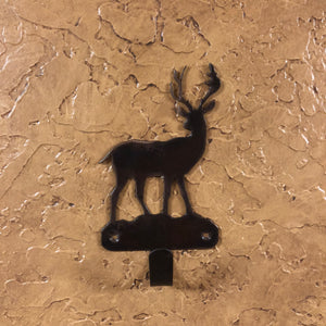 Deer Robe Hook - Rusty Moose Marketplace