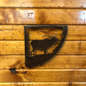 Elk Shelf Bracket Set - Rusty Moose Marketplace