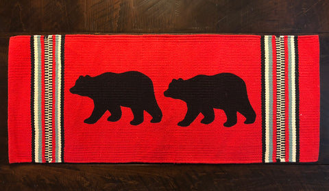 Red Bear Runner - Rusty Moose Marketplace