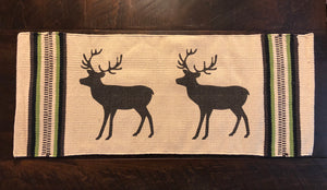 Cream Deer Runner - Rusty Moose Marketplace