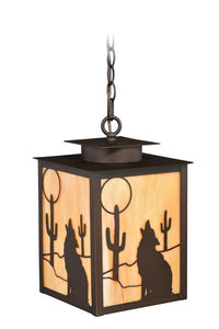 "Calexico 9"" Outdoor Pendant - Rusty Moose Marketplace"