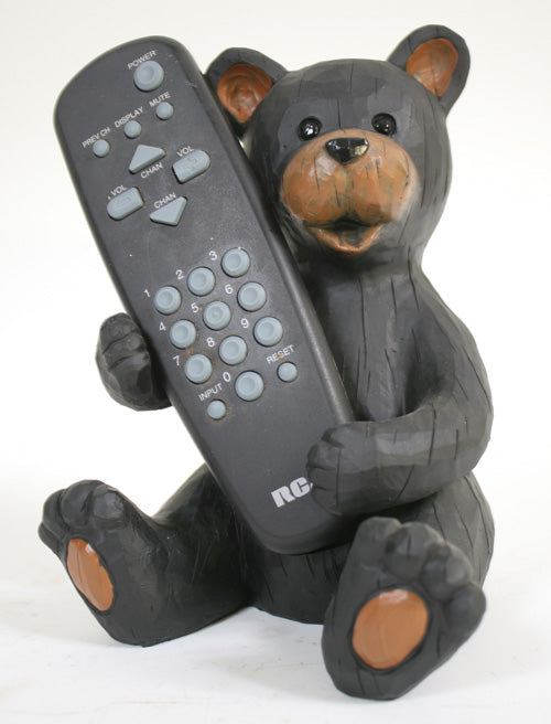 Bear Remote Holder - Rusty Moose Marketplace
