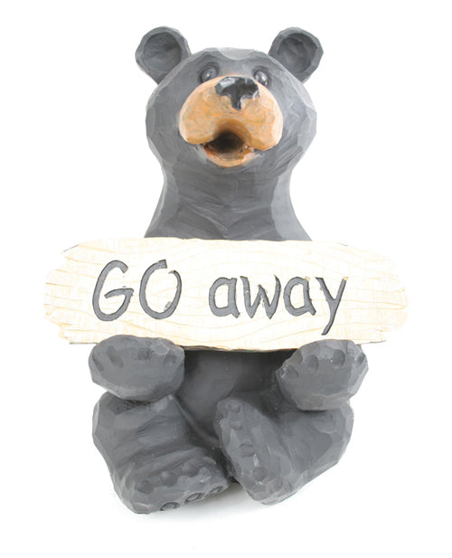 Bear Welcome/Go Away - Rusty Moose Marketplace