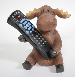 Moose Remote Holder - Rusty Moose Marketplace