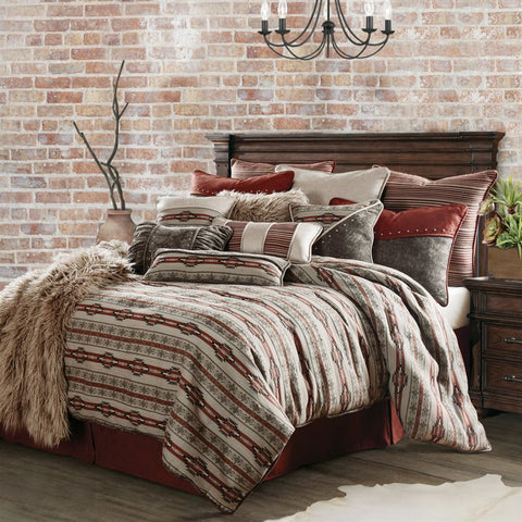 Silverado Comforter Set - Rusty Moose Marketplace