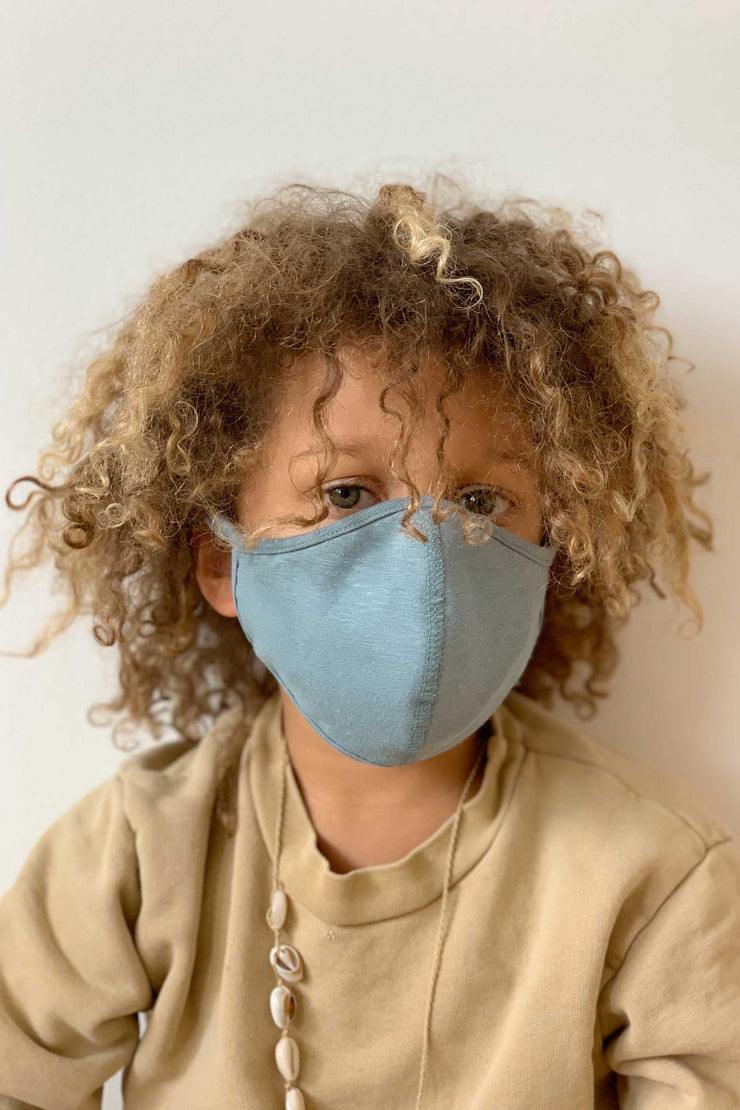 sustainable kids face mask