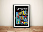 Playstation PS1 PS2 Art Print - LeechTM
