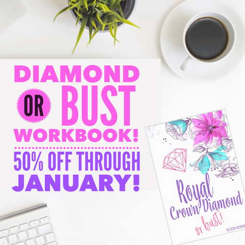 Diamond or Bust Workbook