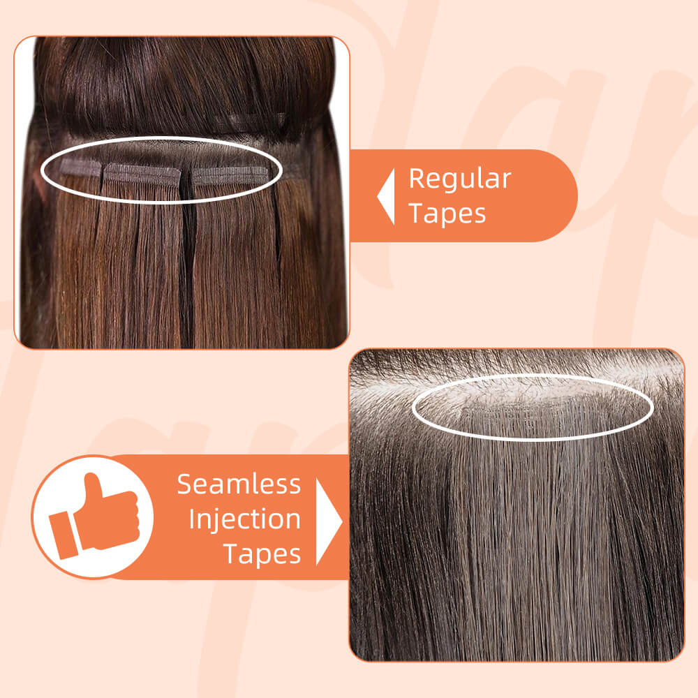 Seamless Injection Tape Ins