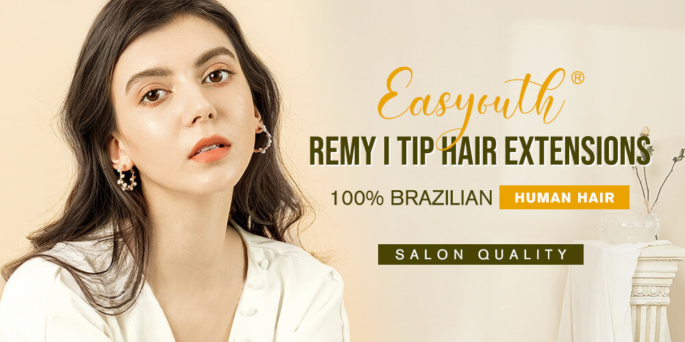 Remy I Tip Hair Extensions