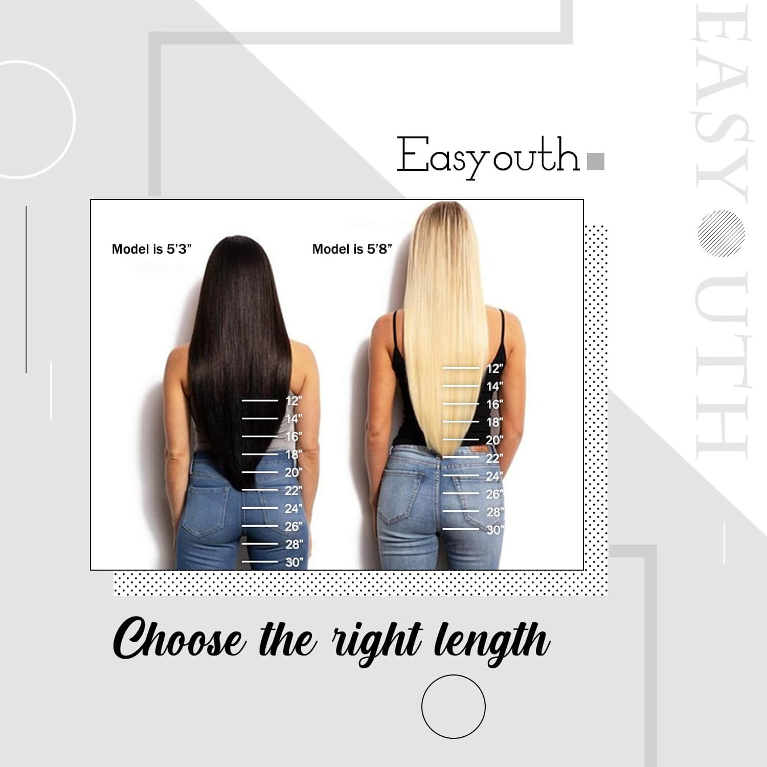 Choose length