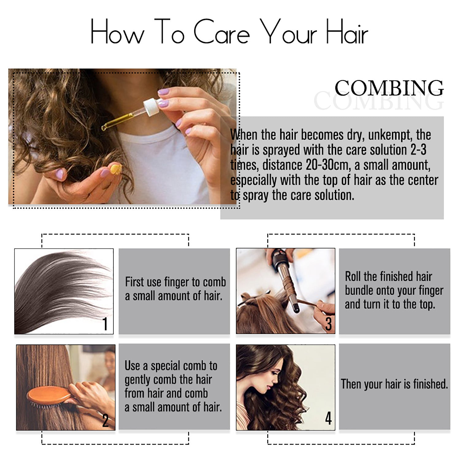 care your hair