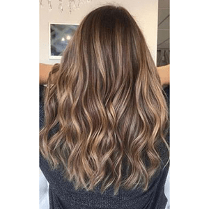 Topper 100% Remy Human Hair 1.5*5 inch Ombre Color #4/24/4,Easyouth