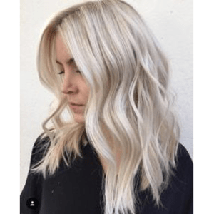 Topper 100% Remy Human Hair 13*13 cm Blonde Color #60