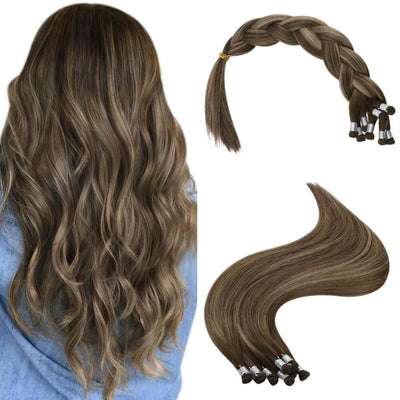 virgin+ hand-tied weft premium human hair