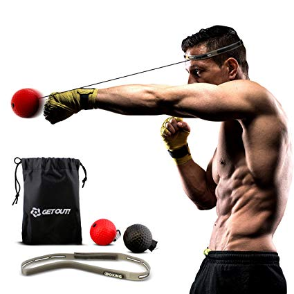 Boxing reaction string ball