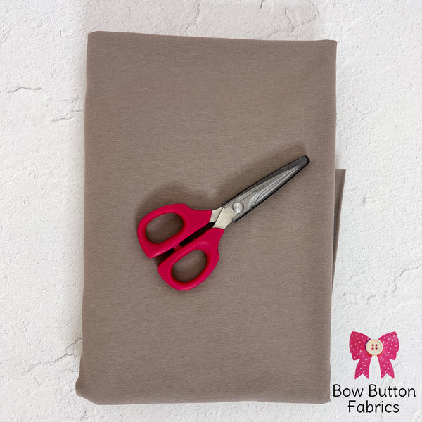 Athletic Brushed Poly - Heathered Magenta 190 gsm