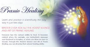 Pranic Healing Per Session