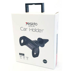 Yesido Holder Air Vent -C47-Black - Select