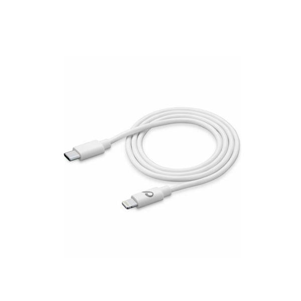 CellularLine Ploos Cable Type-C to Type-C 100CM - White - Select