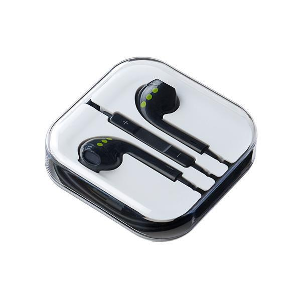 ABC Tech Earphones with mic - Wired - In Ear