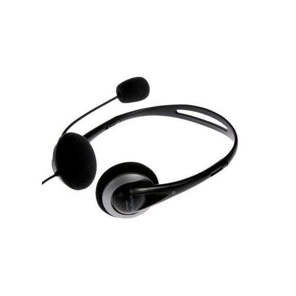 Headphones HS-330 - Wired - Black - In Ear