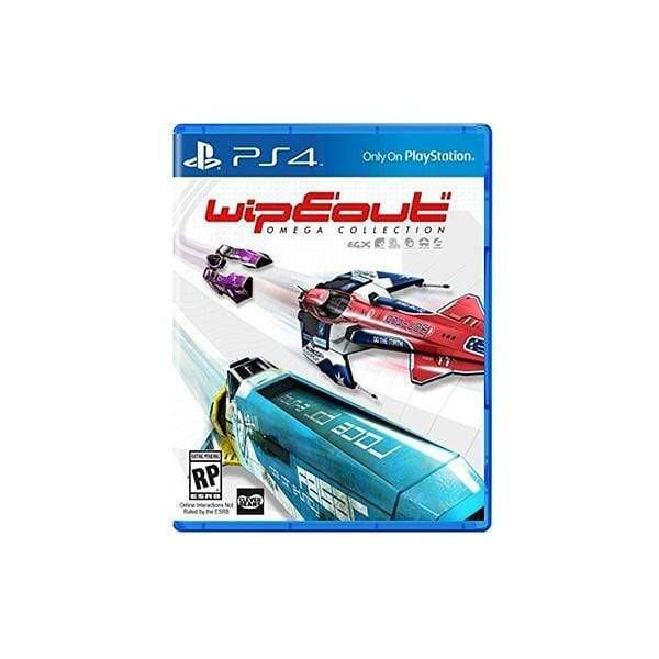 CD SONY PS4 wipe out