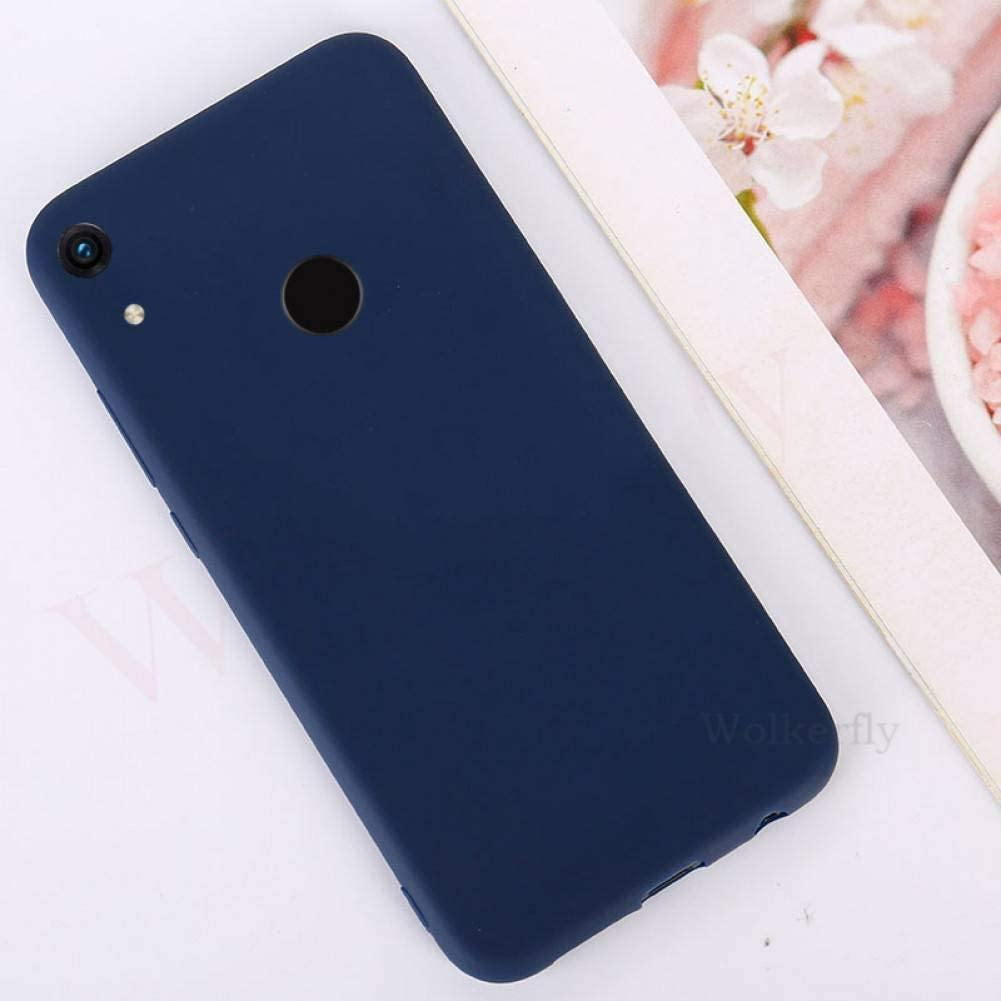 Back Cover Jelly For Honor 8 A - TPU - Color