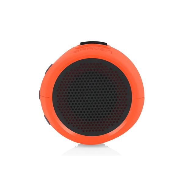 Braven 105 Wireless Portable Bluetooth Speaker with Action Mount/Stand