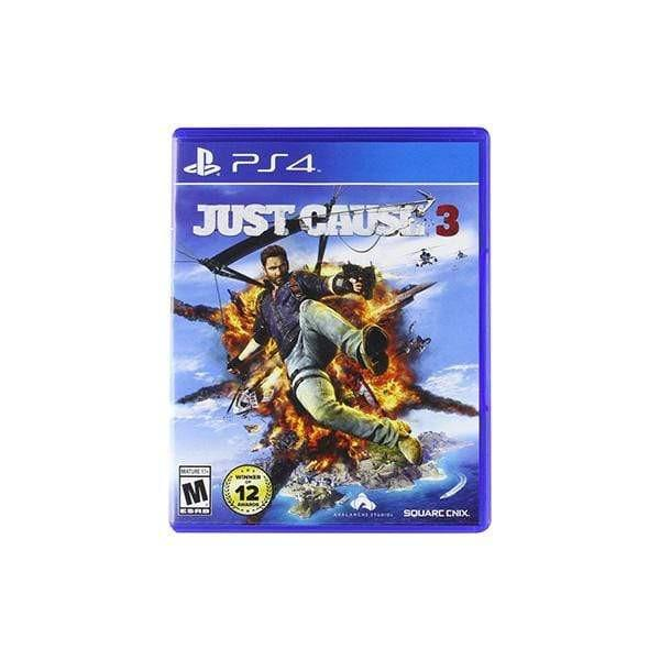 CD PS4 JUST CAUSE 3