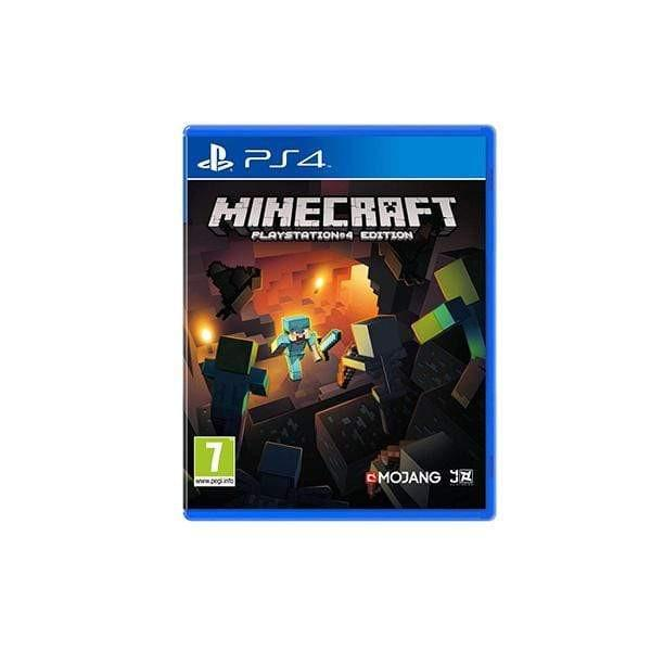 CD PS4 MINE CRAFT