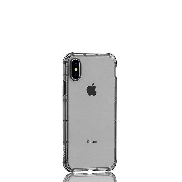 ODOYO Case  AirEdge For iPhone X/XS - Black