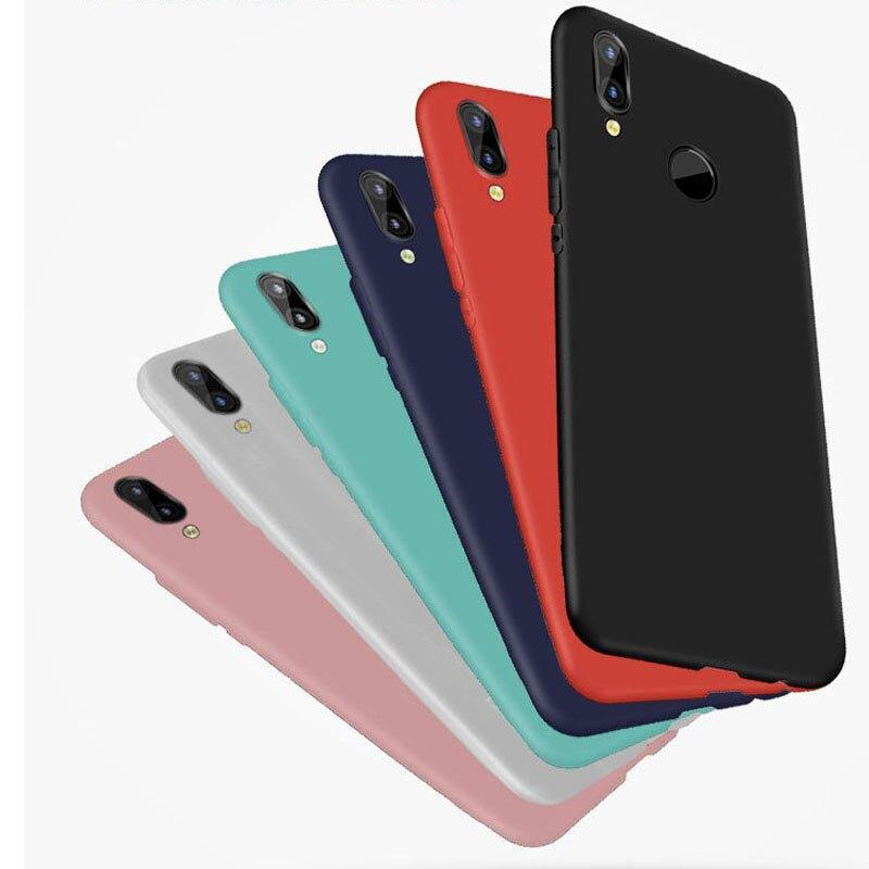 Back Cover Molan For Huawei Y9 2019  - TPU - Color