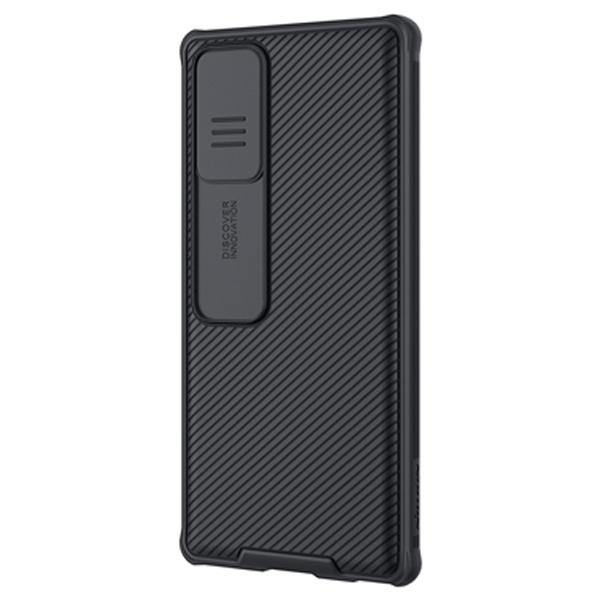 Nillkin Cam Shield Case Samsung Note 20 - Hard - Black