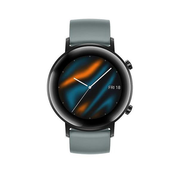 Huawei Watch GT 2-DAN-B19-Cyan-42mm- سمارت وتش هواوى - Select