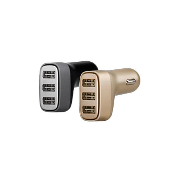Car Charger USB Polar Light Series ( 3 Output 4.4 A)