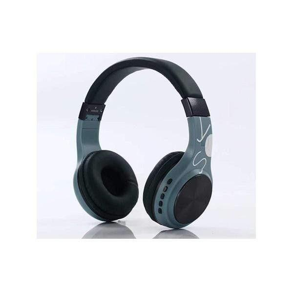 Headphone SY-BT1607 - Wireless - Grey - On Ear