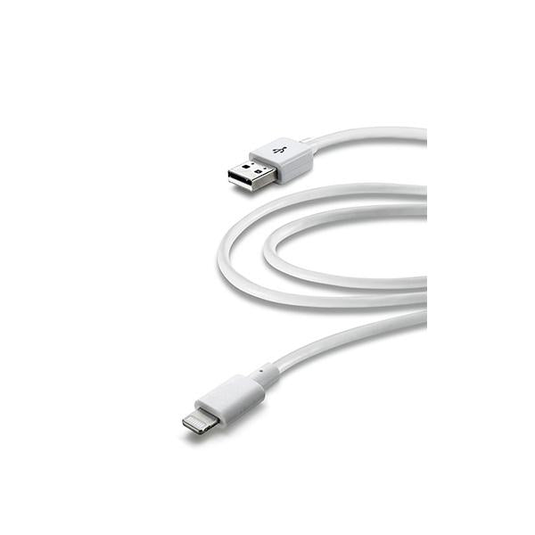 CellularLine Cable Lightning MFI- 200CM - White - Select
