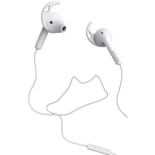 Headset DeFunc Go Sport - Wired - White - In Ear - Select
