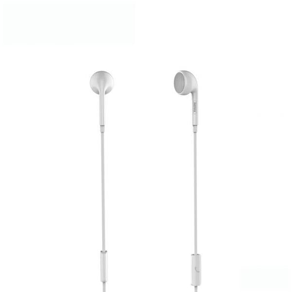 Single Earphone - Wired - White - In Ear - Select